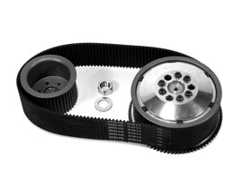 """3"""" Drive with Cast Pulley"""
