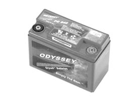 Odyssey Low Profile Battery