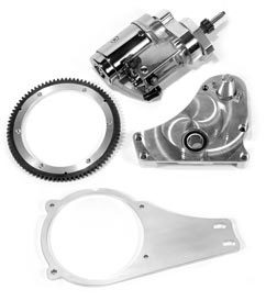 indian larry isolator series electric start kits